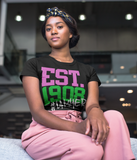 Alpha Kappa Alpha Inspired - EST. 1908 - Tees for Women