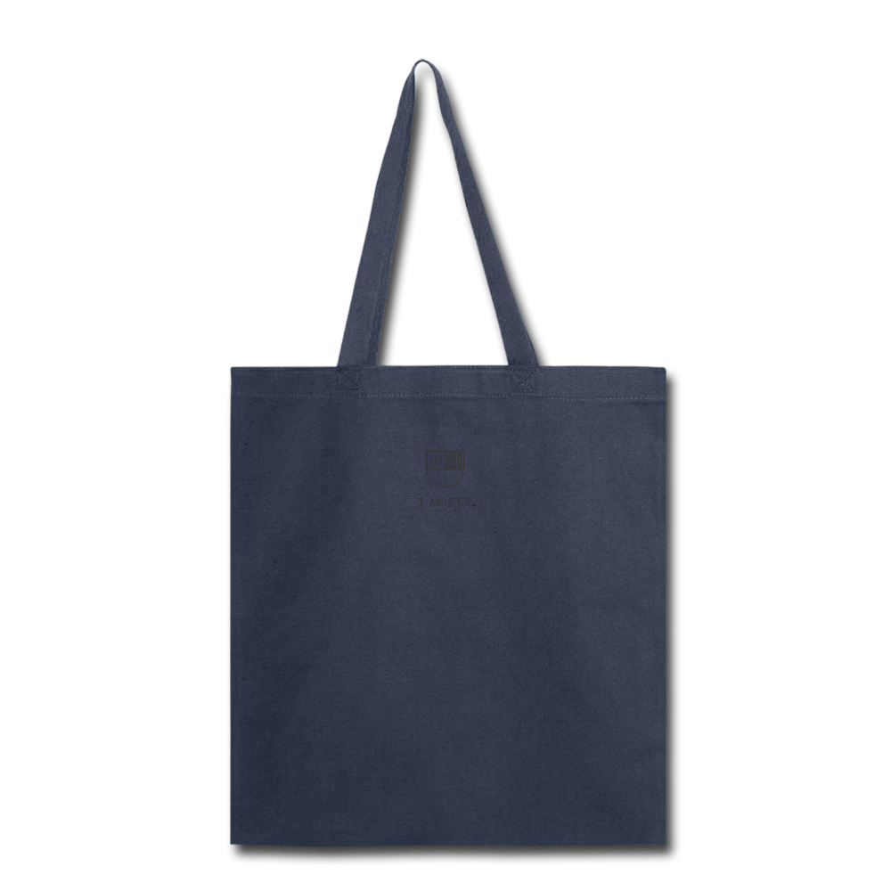 Fearlessly, Wonderfully and Beautifully Made – Canvas Tote Bag - I AM HER Apparel, LLC
