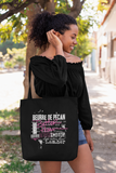 Butter Pecan - Canvas Tote Bag - I AM HER Apparel