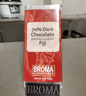 2 oz - 70% Dark, Fiji