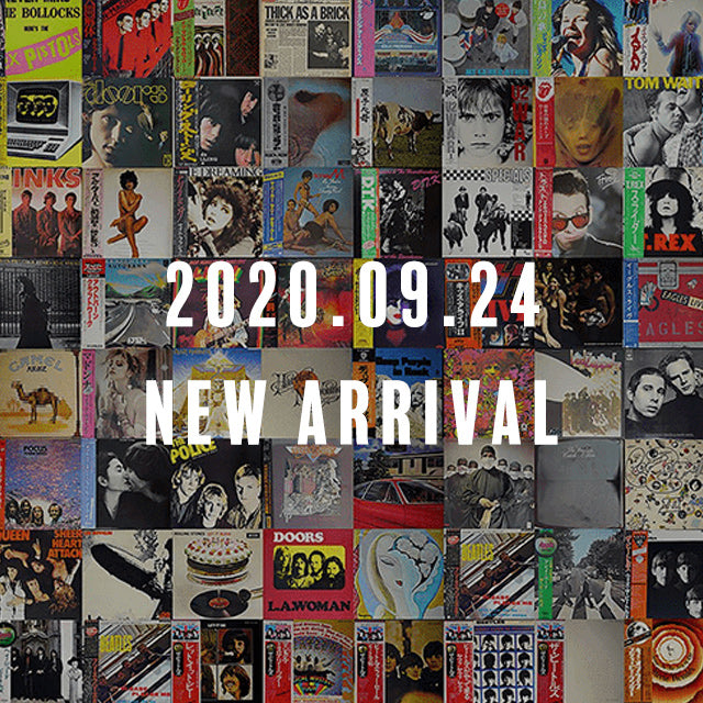 2020.9.24 New Arrival