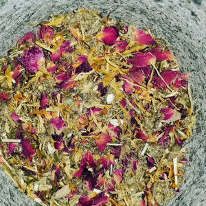 Custom Herbal Yoni Steam Blends