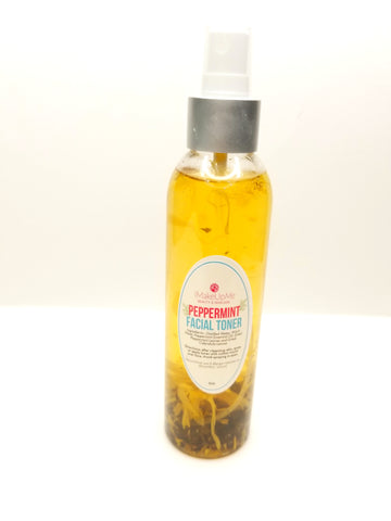 Peppermint Facial Toner