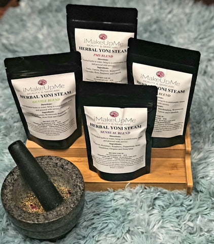 Herbal Yoni Steam Blend