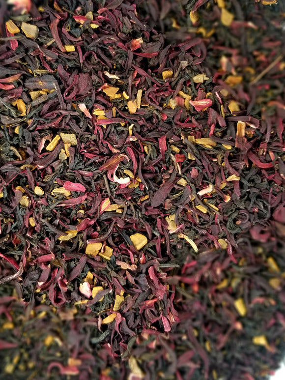 Hibiscus Cinnamon Herbal Tea