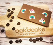 Load image into Gallery viewer, bak'dcake Belgian Chocolate Bars