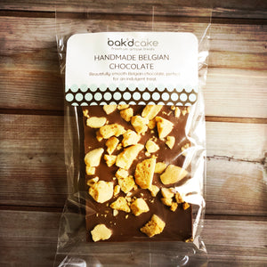 bak'dcake Belgian Chocolate Bars