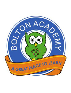 Get The Bolton Academy Logo Embroidered On Your Own Garment That You Provide