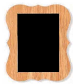 Peel-n-Stick Picture Frame