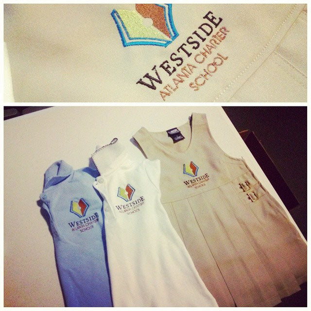 Get The WACS Logo Embroidered On Your Own Garment That You Provide