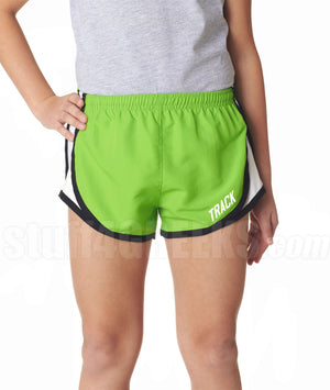 Custom Athletic Ladies' Running Shorts