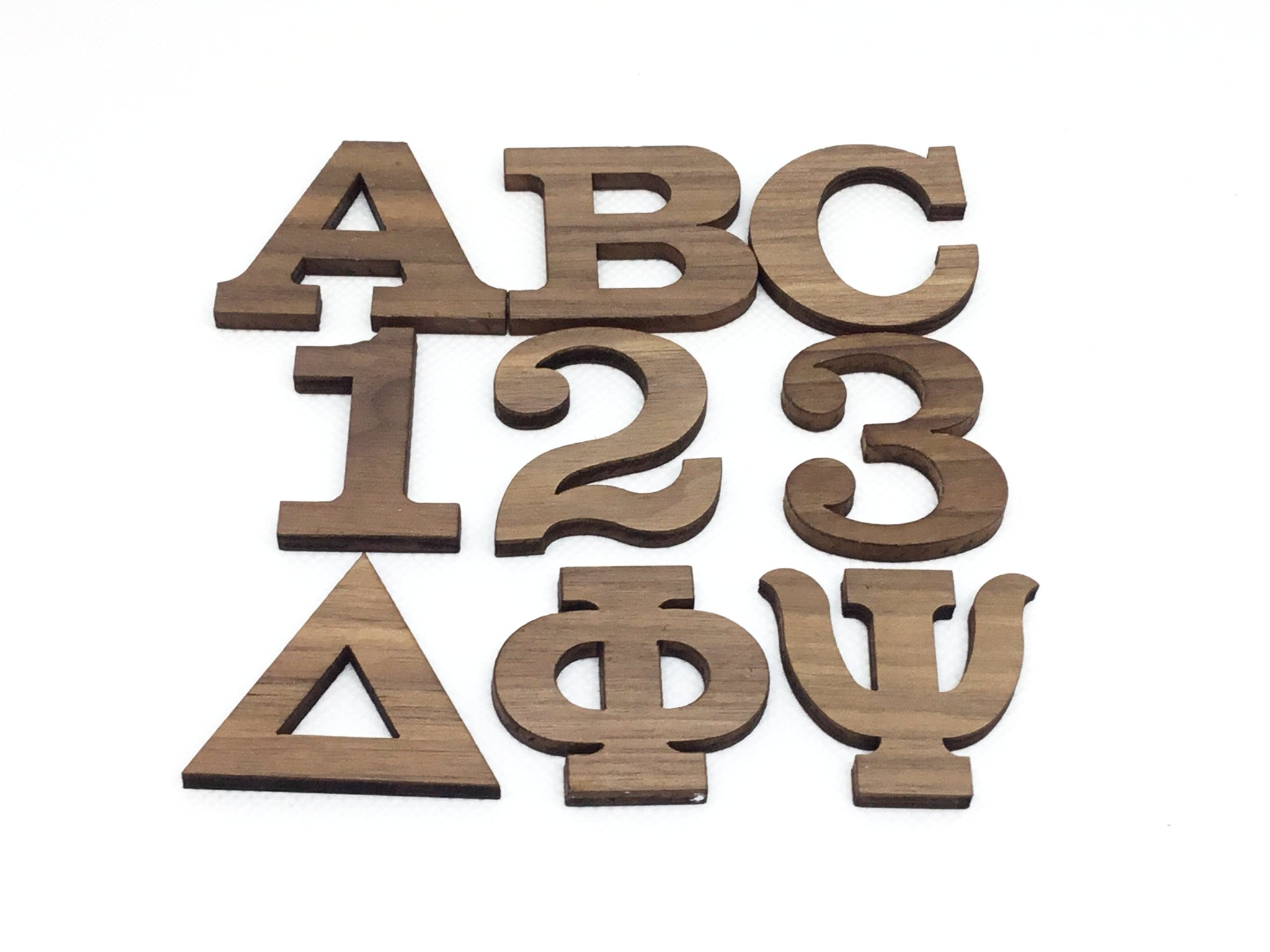 "1.5"" Peel and Stick Single Letters"