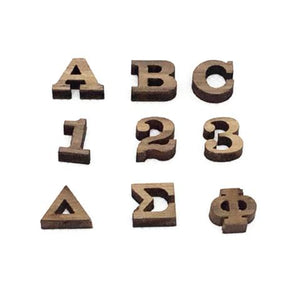 "1/2"" Peel and Stick Mini Letters"