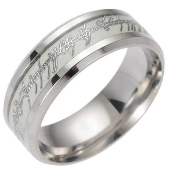New Stainless steel The Lord Of One Ring