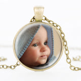 Personalized Photo Pendants