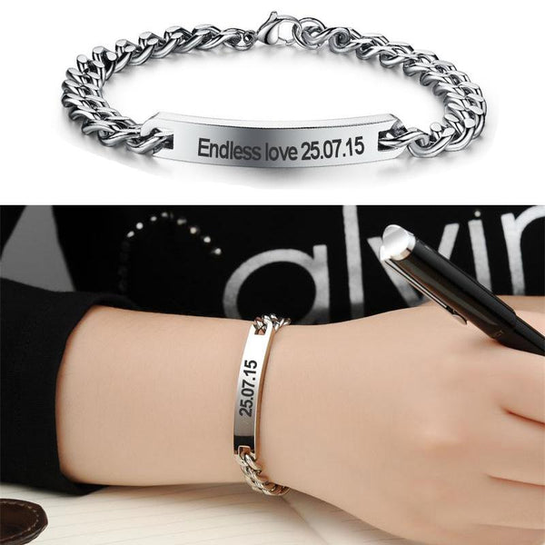 316 Stainless Steel Bracelet