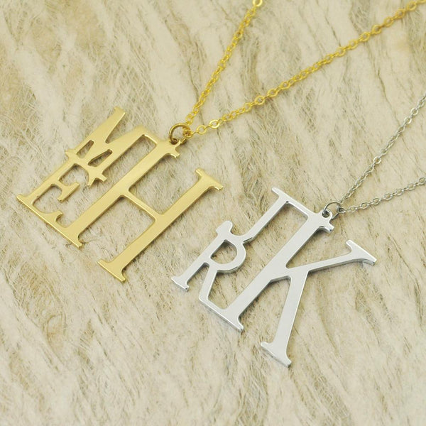 Personalized Alloy Necklace
