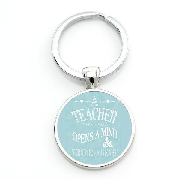 Keychain Teacher's Day