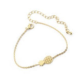Free Bracelets - Minimalism Pineapple Bracelet For Women Dainty Gifts