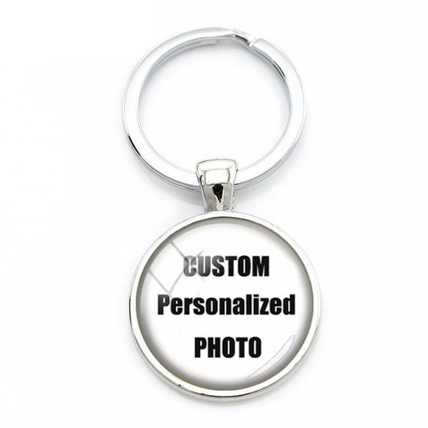 Personalized Custom Keychain Photo