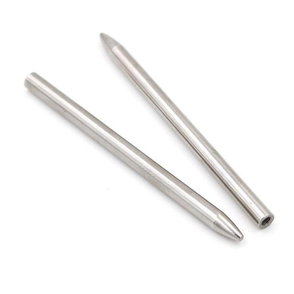 2pcs 550 Paracord Needles Stainless Steel