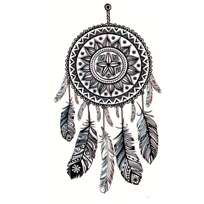Feather Dreamcatcher