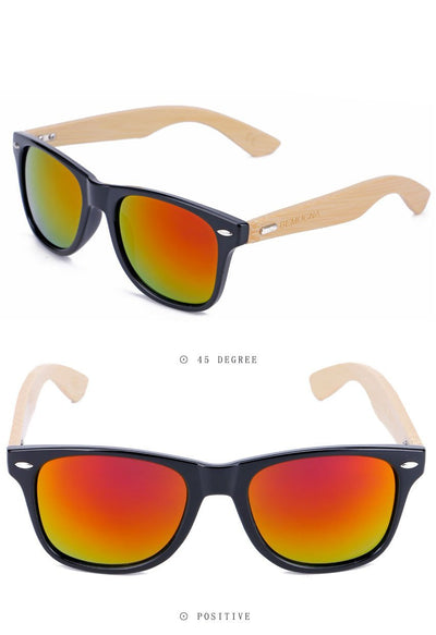 Wooden Arms Sunglasses