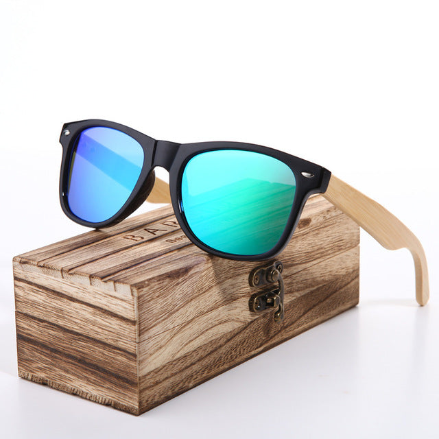 Wooden Sunglasses - Summer 2018