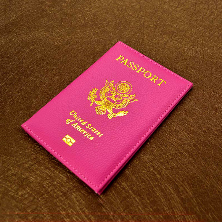 Free Passport Cover