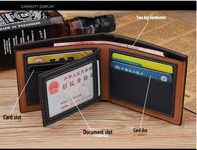 Smart Leather Wallet