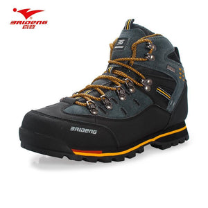 Men's Hiking Boots - Paruse
