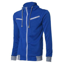 Men's  Hooded Sweatshirt - Paruse