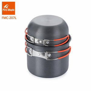 Fire-Maple Aluminum Alloy Pot for 1-2 Persons - Paruse