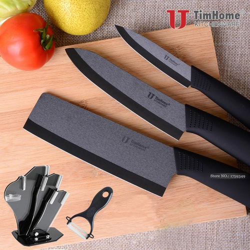 Zirconia Ceramic Cleaver, Knife set for kitchen