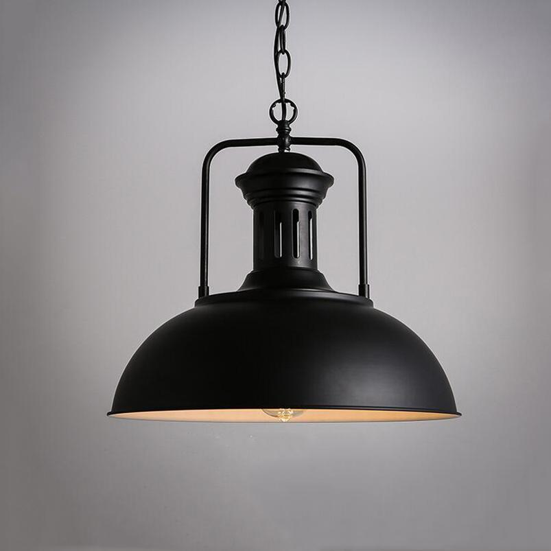 Nordic single head pendant lamp - Paruse