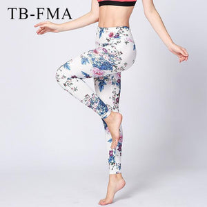 Women's Yoga Leggings Sports Pants - Paruse
