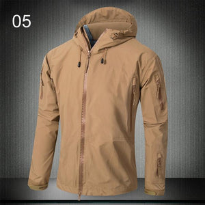 Copiro Men's Hiking Jacket - Paruse