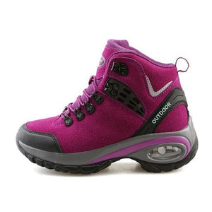 Women's Hiking Camping Shoes - Paruse