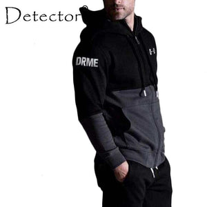 Detector Men's Fitness Jacket - Paruse