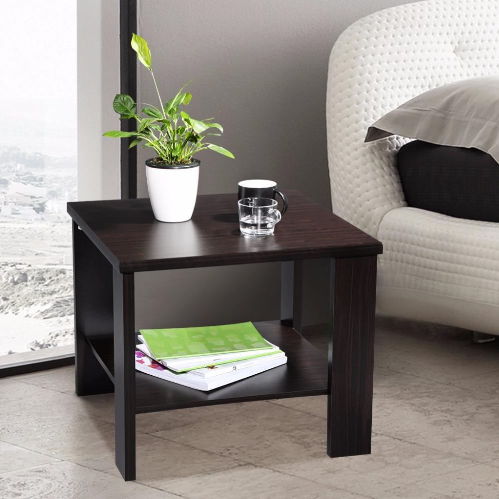 Modern Minimalist Square Coffee Table - Paruse