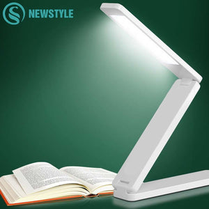 Folding Led Reading Desk Table Lamp - Paruse