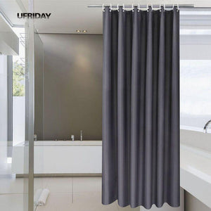 UFRIDAY  Waterproof Polyester Shower Curtain. - Paruse
