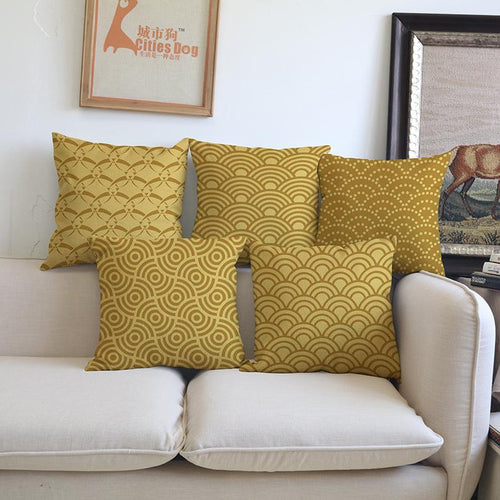 Pastoral Style Decorative Pillows - Paruse