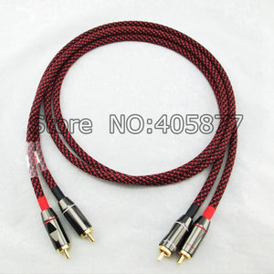 Pair High Fidelity RCA Audio Cables - Paruse