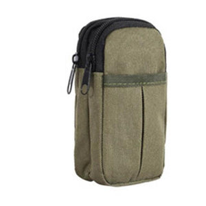 Nylon 800D mobile phone Army tactical Camouflage bags - Paruse