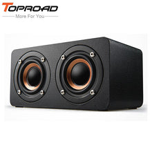 TOPROAD Portable HiFi Wireless Bluetooth Speaker - Paruse