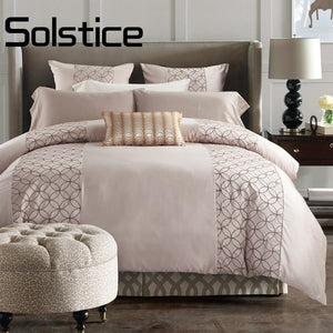 Solstice Brief Luxury Beige 4/6Pcs Washed Silk Series - Paruse