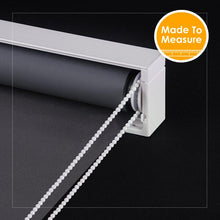 Europen Design Solid Color 100% Blackout Roller Blinds - Paruse
