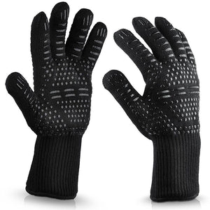 Enipate 300-500 Centigrade Extreme Heat Resistant BBQ Gloves