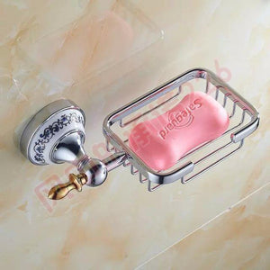 Chrome Finished Bathroom Hardware Sets - Paruse